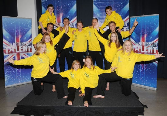 Watch Video and See Pictures of Spelbound Who Won Britain's Got Talent 2010