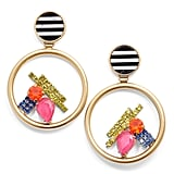 Loren Hope Avery Hoop Earrings
