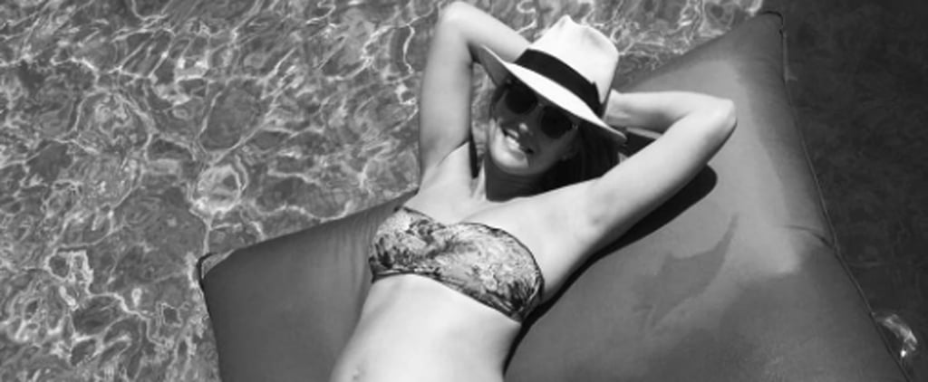 Bar Refaeli Can't Stop Showing Off Her Sweet Baby Bump