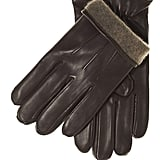 Italian Lambskin Cashmere Lined Winter Leather Gloves
