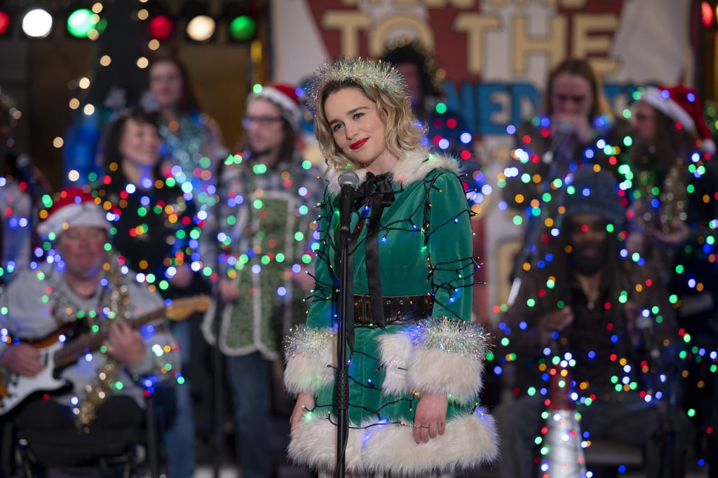 Is Emilia Clarke Really Singing in Last Christmas?