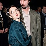 Drew Barrymore and Tom Green — 9 Months