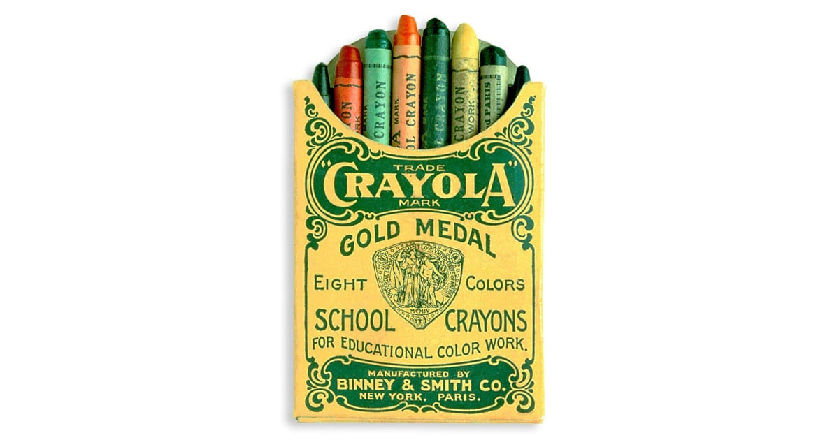 limited edition crayola original 8 ct box must have june finds