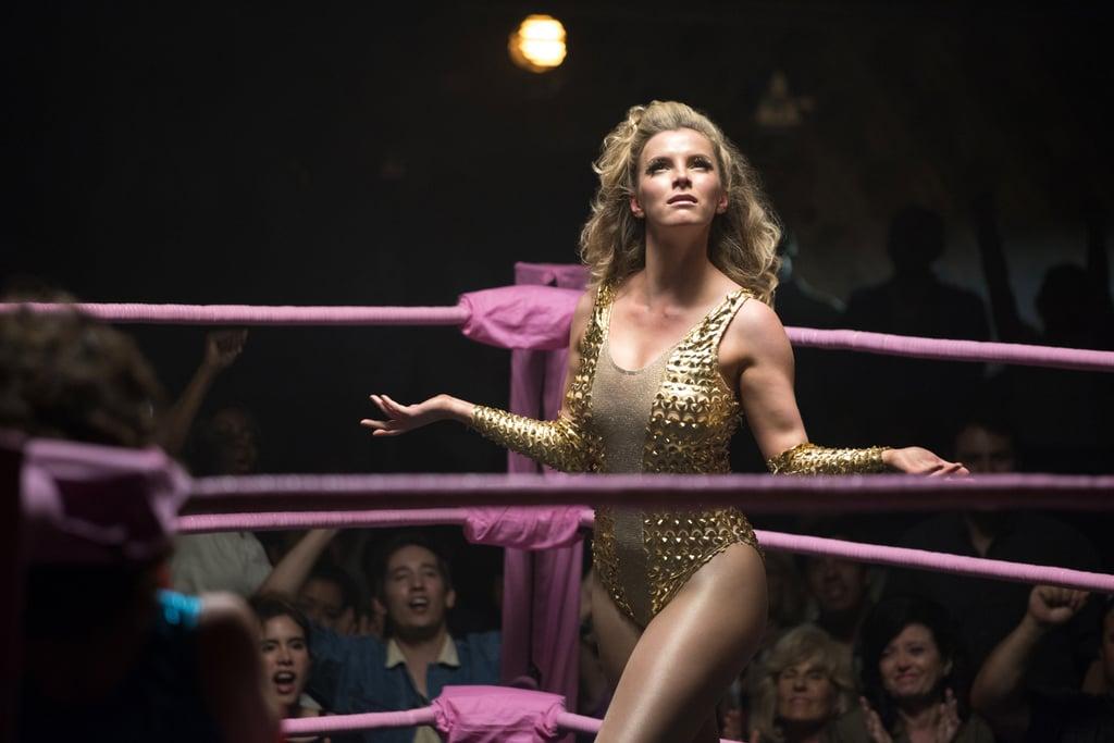 Debbie AKA Liberty Belle From GLOW