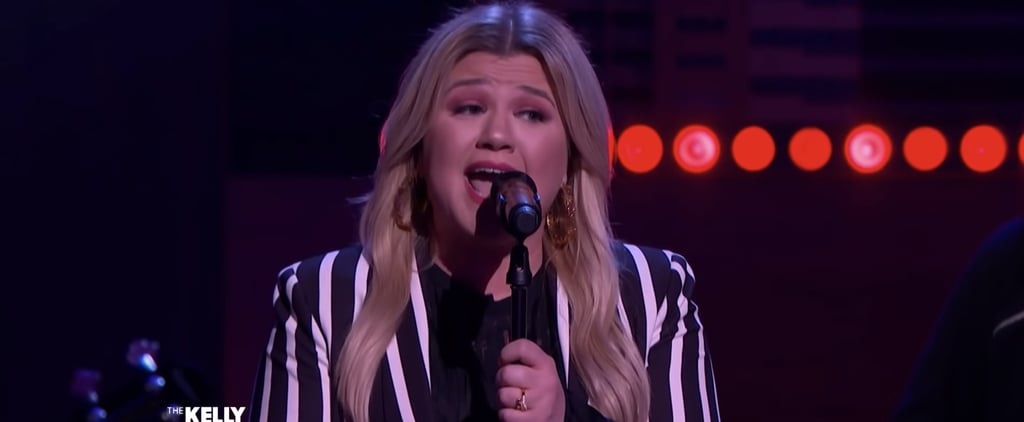 """Watch Kelly Clarkson Cover Alessia Cara's """"Here"""""""