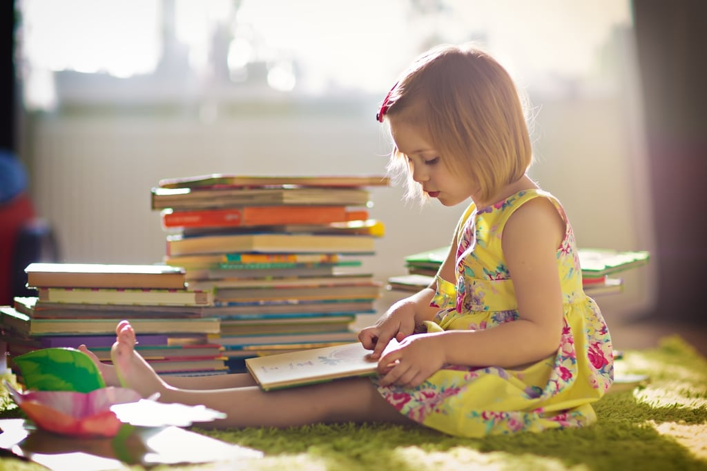 "Here Are the ""First Books"" Your Preschooler Must Read"