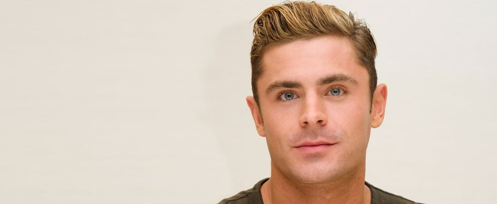 These 17 Zac Efron Pictures Are Like a Bright Spot in 2016