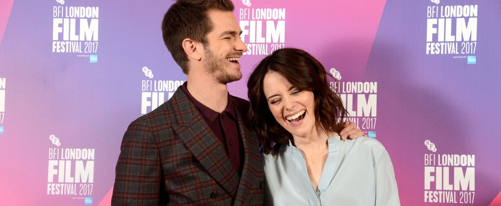 Hey, Claire Foy and Andrew Garfield, What's the Joke?