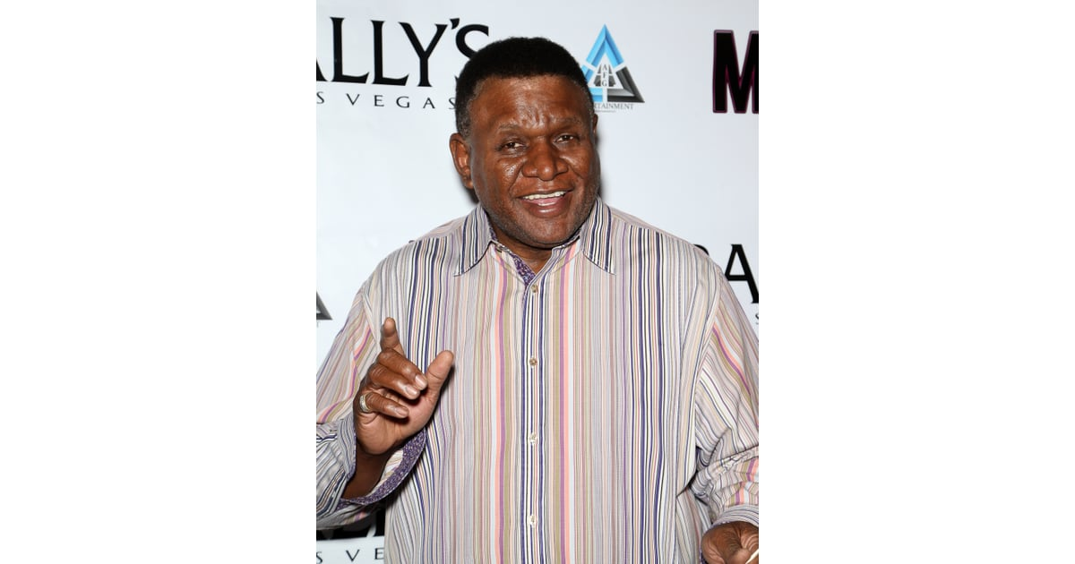 George Wallace Almost Everyone In Netflix S Hubie Halloween Has Been In An Adam Sandler Movie Before Popsugar Entertainment Photo 13