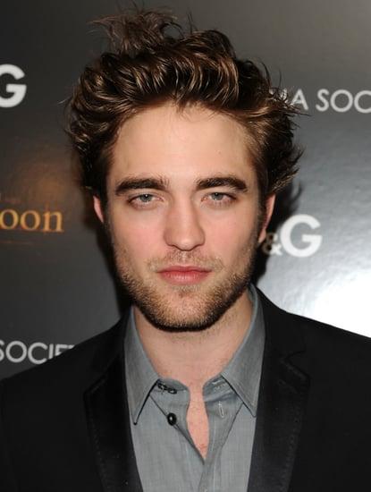 Who Has a Crush on Robert Pattinson?