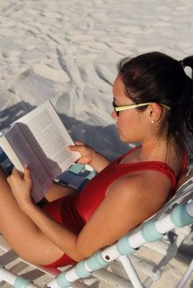 Bella Quiz: Perfume or Beach Read?