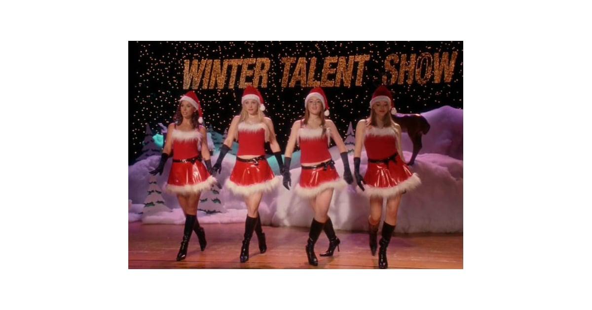 Mean Girls Jingle Bell Rock Costume Meningrey