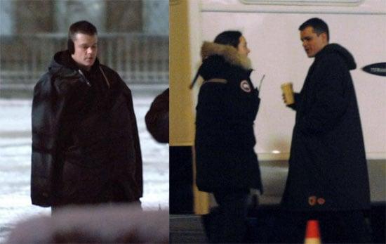 Will Matt Stop at Bourne Ultimatum?