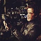 Somerhalder took a turn behind the camera. Source: Instagram user iansomerhalder