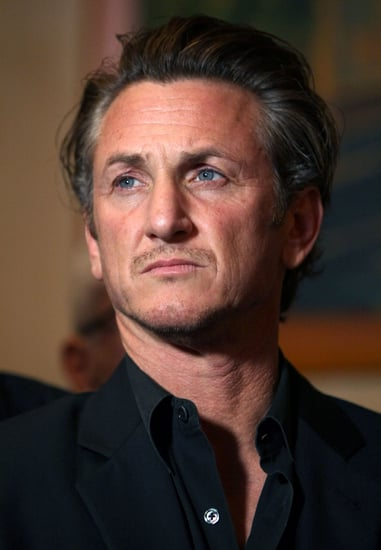 Sean Penn Admires President That Is Tough Enough to Smile
