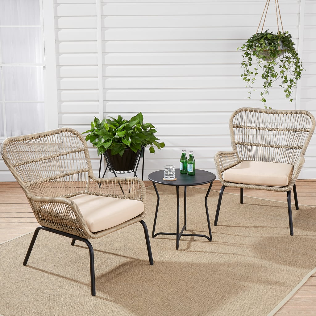 Mainstays Adina Bay Chat Patio Furniture Set
