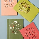 Gardenia Monogram Journal