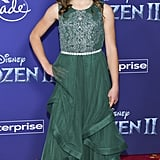 Hadley Gannaway at the Frozen 2 Premiere in Los Angeles