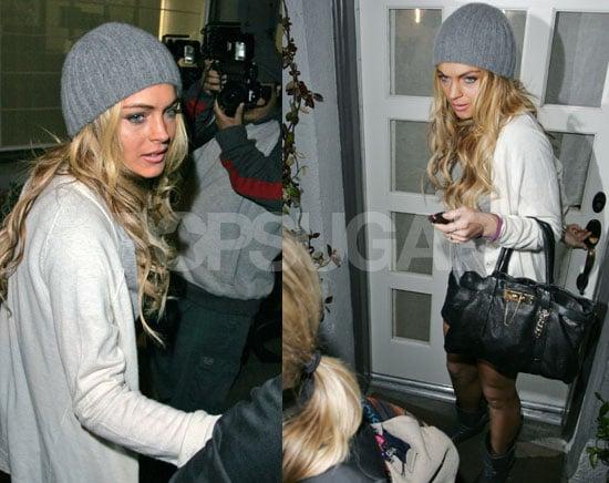 Lindsay Back to Blonde