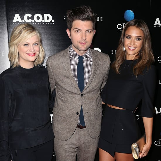 Jessica Alba at the A.C.O.D. Premiere | Red Carpet Pictures