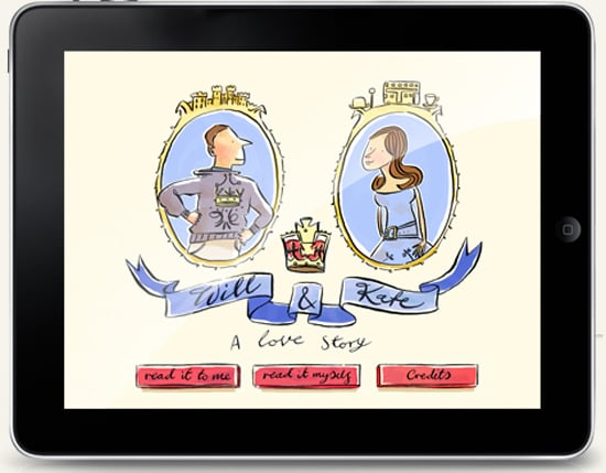 Will & Kate Storybook App For Kids