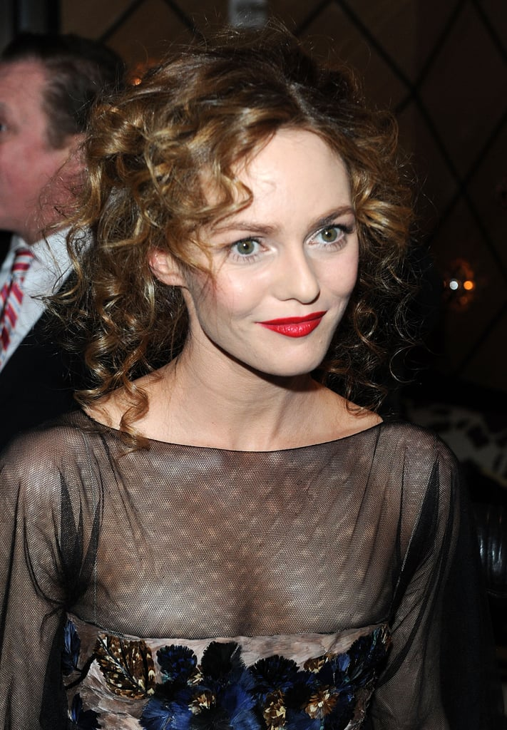 Photos from Chanel Dinner Honouring Vanessa Paradis