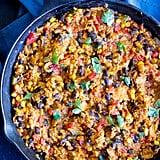 Stove Top Enchilada With Cauliflower Rice