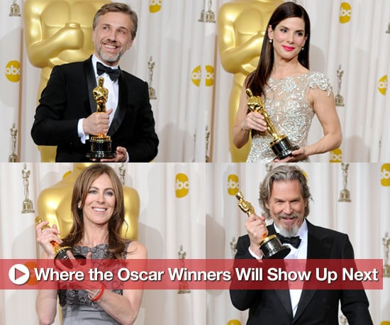 The Next Projects For the 2010 Oscar Winners