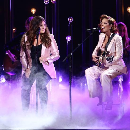 Watch Halsey and Lady Antebellum's CMA Awards Performance
