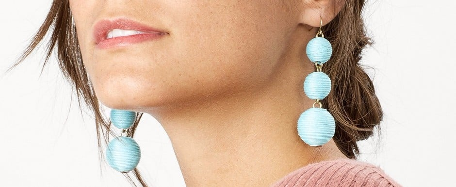 The 4 Most Popular Earrings at BaubleBar, According to POPSUGAR Readers
