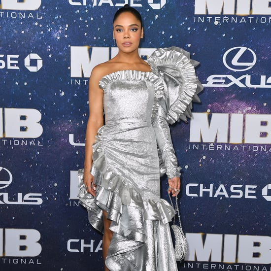 See Tessa Thompson's Best Red Carpet and Street Style Looks
