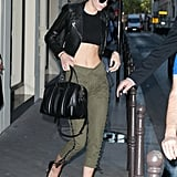Kendall's Trousers Feature the Coolest Details