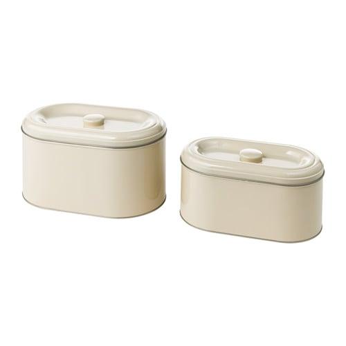 Ikea Cake Storage Tins