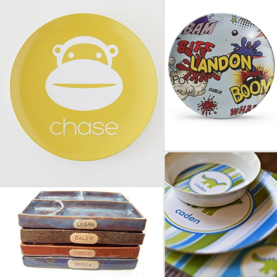 Personalized Dishes For Kids