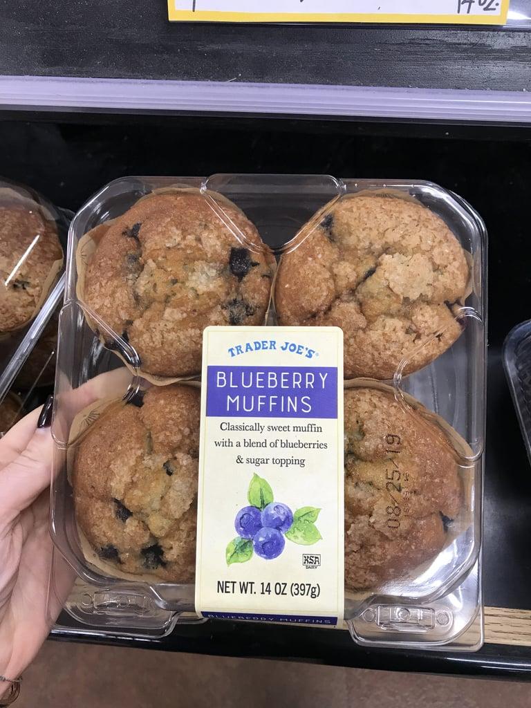 Trader Joe's Blueberry Muffins ($4)