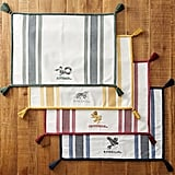Harry Potter Hogwarts House Placemat Collection