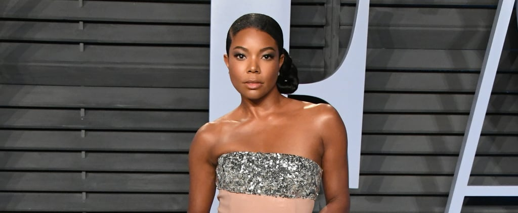 Gabrielle Union's Oscars Dress Looks Simple Until She Turns Around