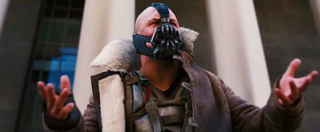 Um, Trump Quoted Bane From The Dark Knight Rises During the Inauguration