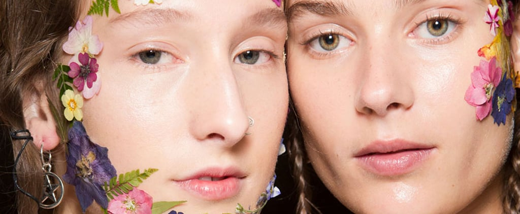"See How MAC Cosmetics Transformed Preen's Runway Models Into ""Flower Girls"""