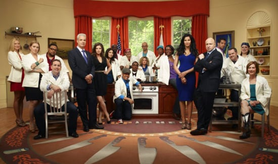 Top Chef DC Debuts