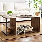 Mainstays Kalla Wood and Metal Coffee Table
