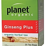 Ginseng is a popular herb for its tonic effects. A tonic helps to support the body when it's tired, overworked or depleted and therefore will help restore normal vigor. Once your body is balanced and retains equilibrium, growth processes such as hair will function better.  Try: Planet Organic Ginseng Plus, $5.50