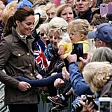 Kate Middleton's Casual Outfit For Cumbria Visit June 2019