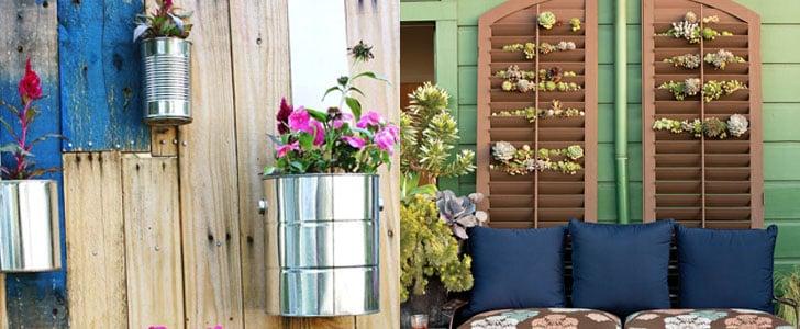 8 Ingenious Small-Space Garden Hacks