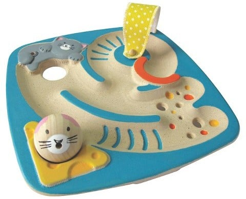 Plan Toys Ball Maze Early Learning Toy