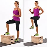 Superset 3, Exercise 1: Step Up