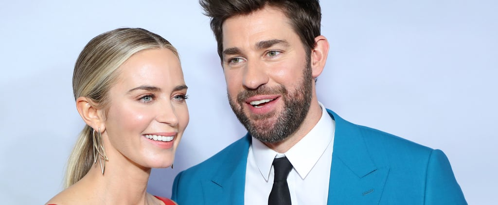 Emily Blunt Doesn't Want Her Daughters to Know She's Famous