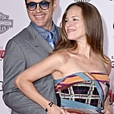 Robert and Susan Downey: 13 Years