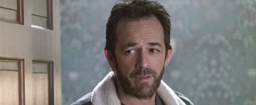 Luke Perry's Final Scene as Fred Andrews on Riverdale