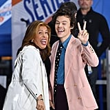 Watch Harry Styles Perform on The Today Show   Videos